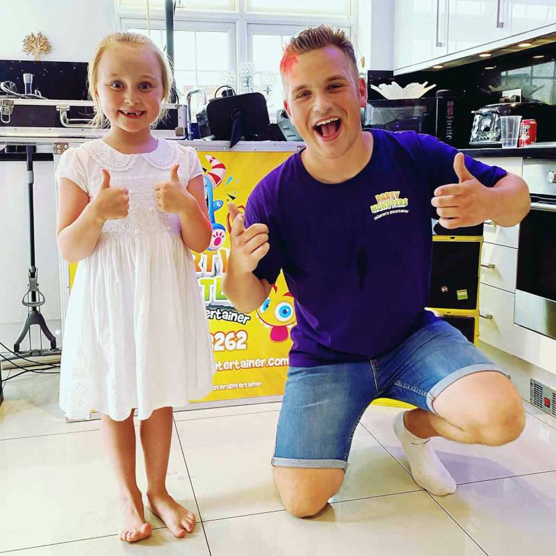 About Essex Childrens Entertainer