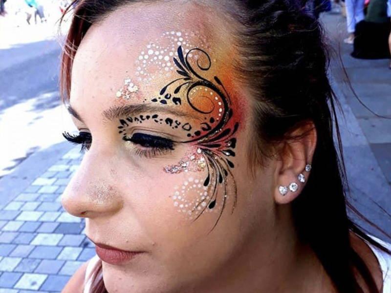 Childrens Facepainting in Essex, Kent, London