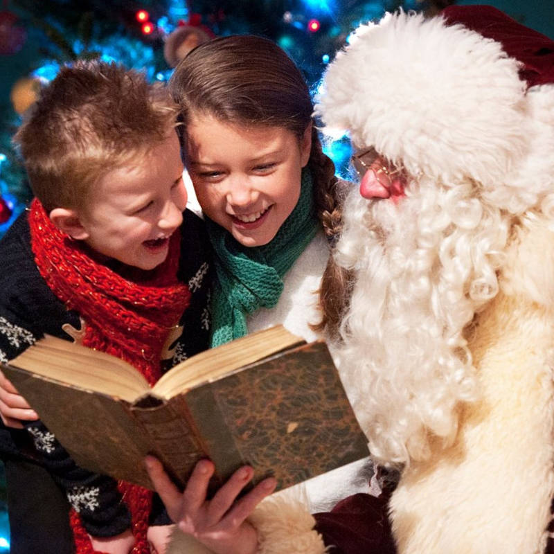 Father Christmas & Elf Hire