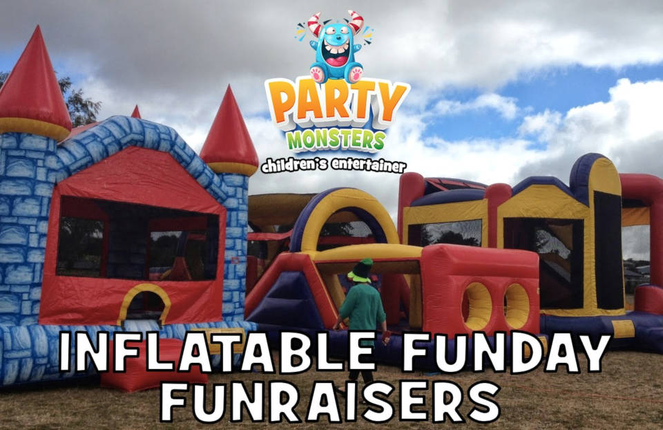 Inflatable Funday Funraisers