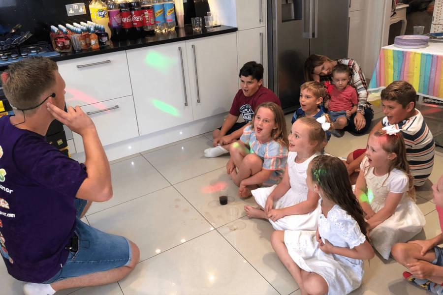 Nursery Childrens Entertainer