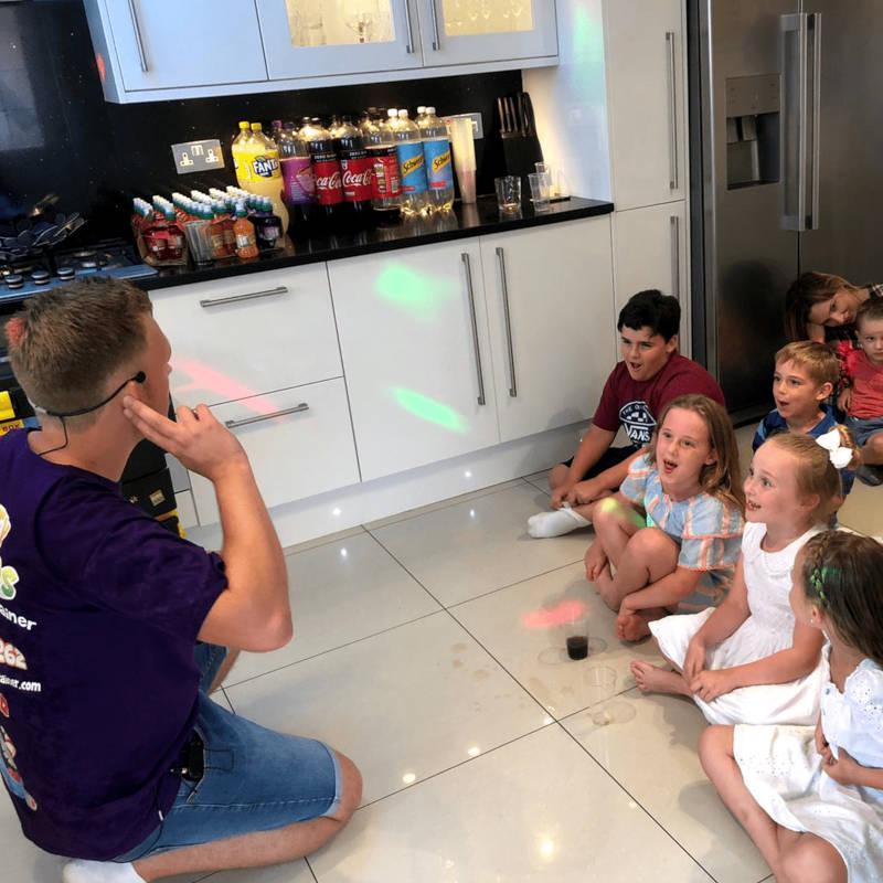 Nursery Parties Entertainer