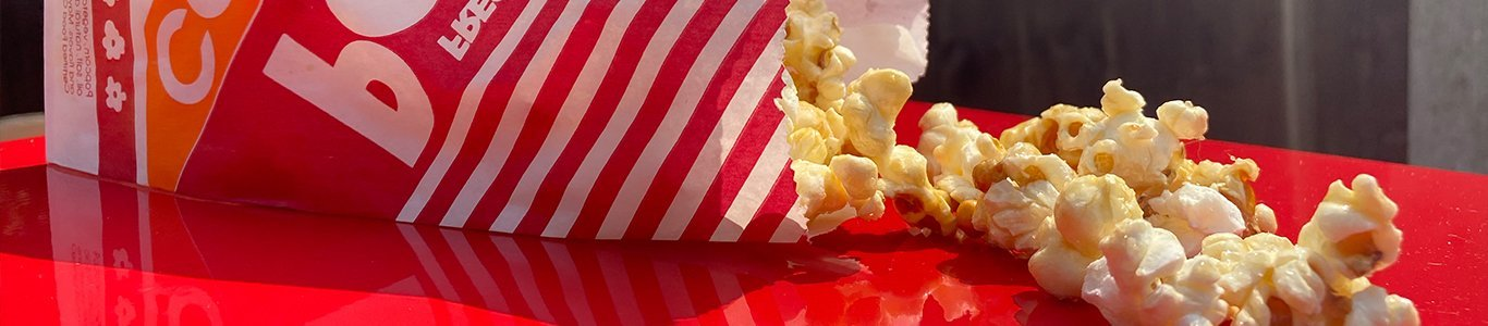 Popcorn Machine Hire in Essex, London and Kent