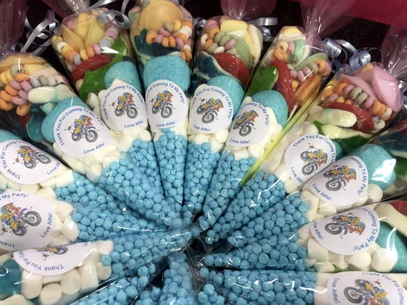 Sweet Cones Service