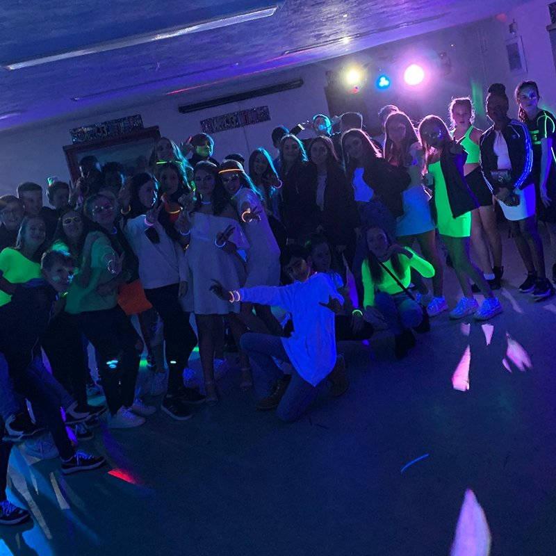 UV Light Party