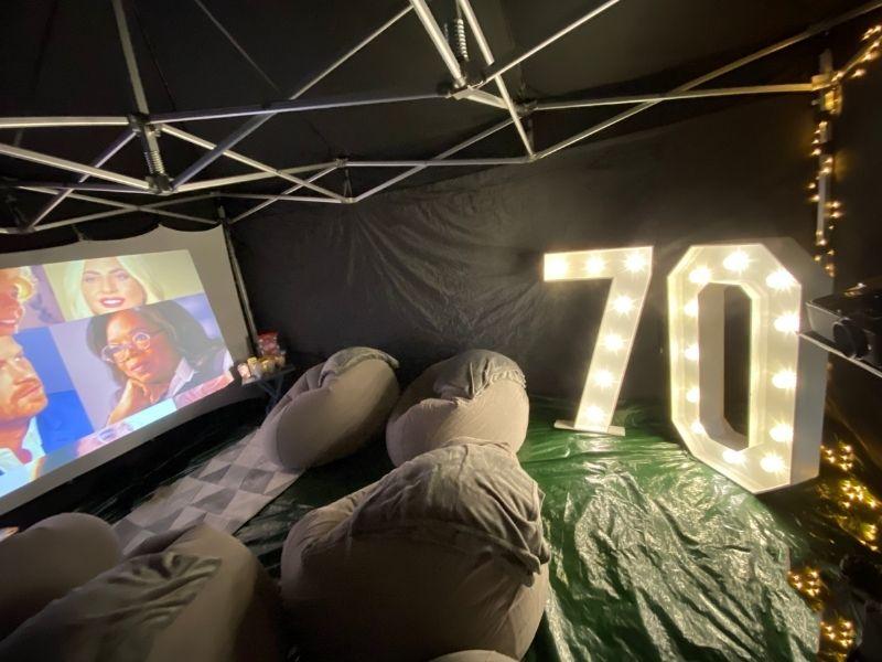 Home Cinema Screen Hire Essex