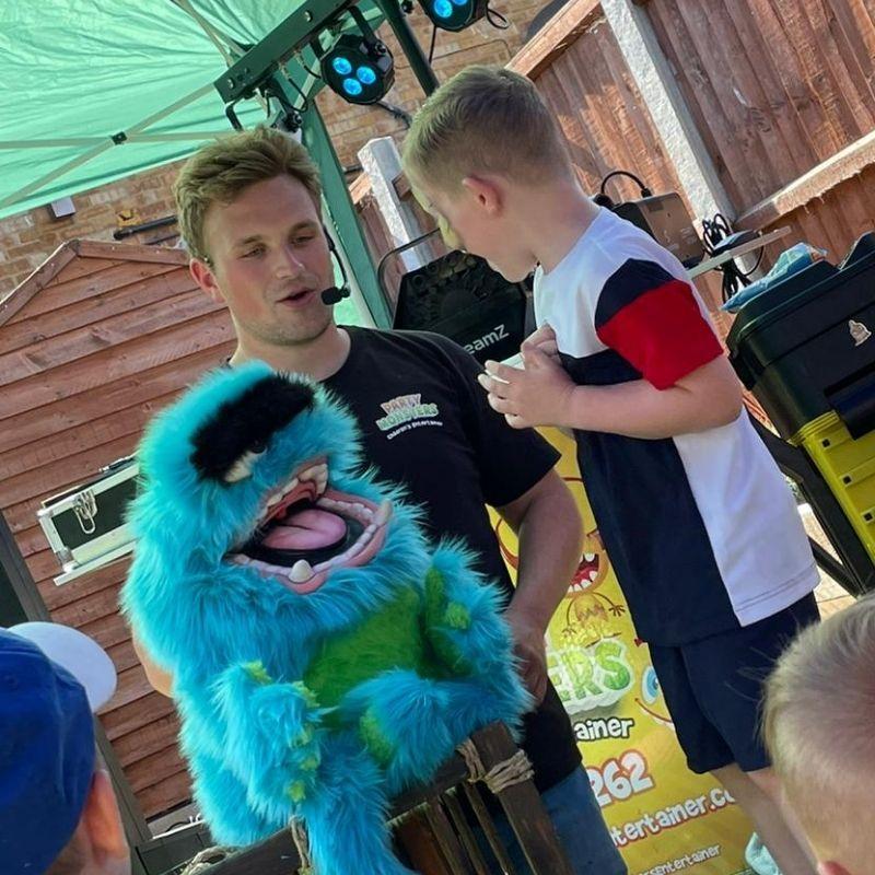 Children's Entertainer Essex
