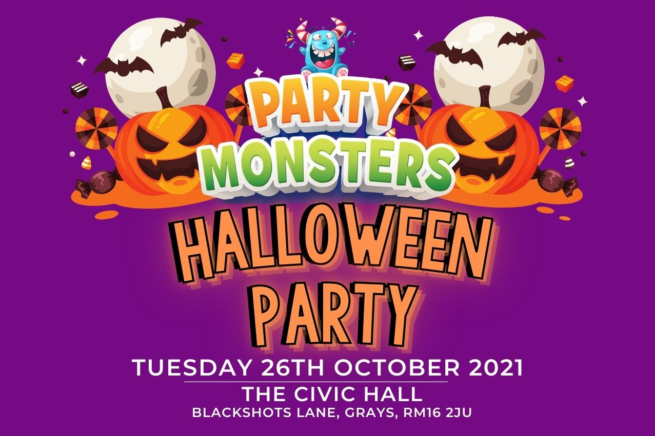 Party Monsters Halloween Party At The Civic Hall